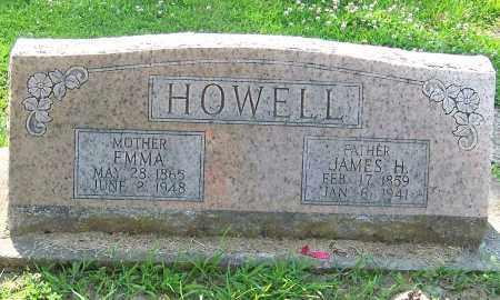HOWELL, JAMES H. - Craighead County, Arkansas | JAMES H. HOWELL - Arkansas Gravestone Photos