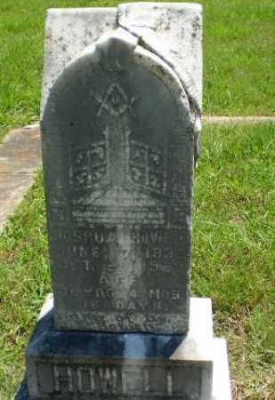 HOWELL, JOSHUA - Craighead County, Arkansas | JOSHUA HOWELL - Arkansas Gravestone Photos