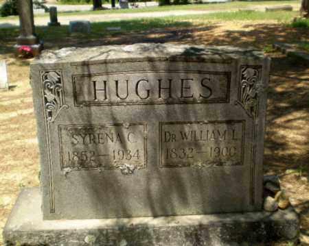 HUGHES, SYRENA C - Craighead County, Arkansas | SYRENA C HUGHES - Arkansas Gravestone Photos