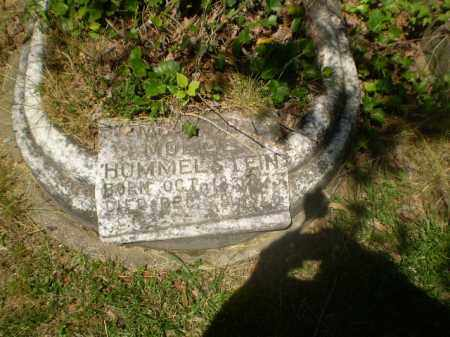 HUMMELSTEIN, MOLLIE - Craighead County, Arkansas | MOLLIE HUMMELSTEIN - Arkansas Gravestone Photos