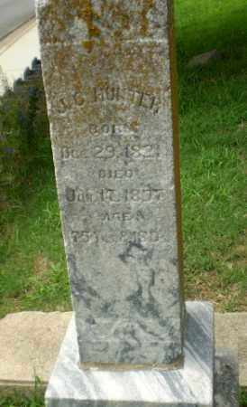 HUNTER, J.C. - Craighead County, Arkansas | J.C. HUNTER - Arkansas Gravestone Photos