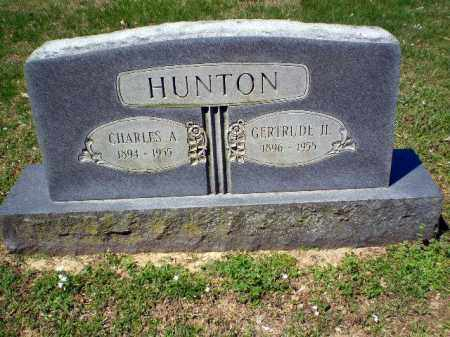 HUNTON, GERALDINE H - Craighead County, Arkansas | GERALDINE H HUNTON - Arkansas Gravestone Photos