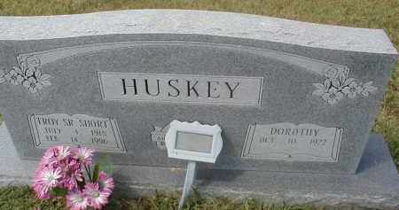 "HUSKEY, SR., TROY ""SHORT"" - Craighead County, Arkansas 