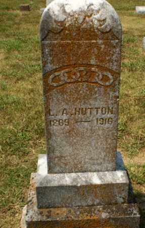 HUTTON, L.A. - Craighead County, Arkansas | L.A. HUTTON - Arkansas Gravestone Photos