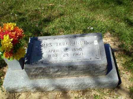INNIS, LULU - Craighead County, Arkansas | LULU INNIS - Arkansas Gravestone Photos