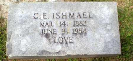 ISHMAEL, C E - Craighead County, Arkansas | C E ISHMAEL - Arkansas Gravestone Photos
