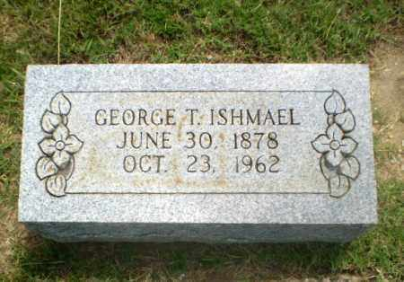 ISHMAEL, GEORGE T - Craighead County, Arkansas | GEORGE T ISHMAEL - Arkansas Gravestone Photos