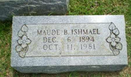 ISHMAEL, MAUDE B - Craighead County, Arkansas | MAUDE B ISHMAEL - Arkansas Gravestone Photos
