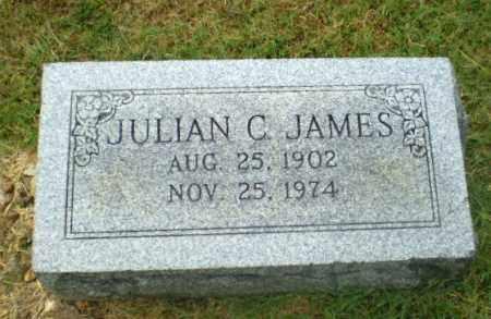 JAMES, JULIAN C - Craighead County, Arkansas | JULIAN C JAMES - Arkansas Gravestone Photos