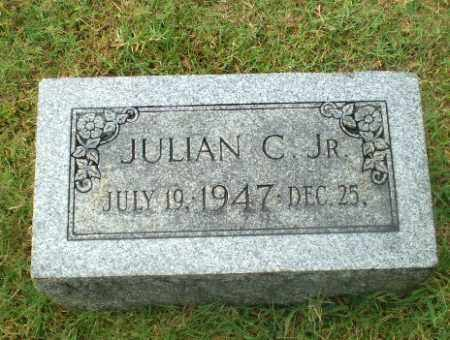 JAMES, JR, JULIAN C - Craighead County, Arkansas | JULIAN C JAMES, JR - Arkansas Gravestone Photos