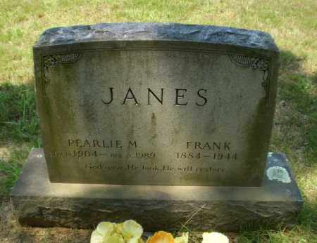 JANES, FRANK - Craighead County, Arkansas | FRANK JANES - Arkansas Gravestone Photos
