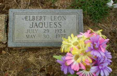 JAQUESS, ELBERT LEON - Craighead County, Arkansas | ELBERT LEON JAQUESS - Arkansas Gravestone Photos
