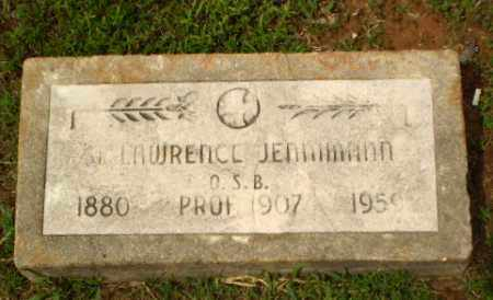 JENNIMANN, SISTER LAWRENCE - Craighead County, Arkansas | SISTER LAWRENCE JENNIMANN - Arkansas Gravestone Photos