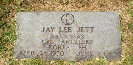 JETT  (VETERAN KOR), JAY LEE - Craighead County, Arkansas | JAY LEE JETT  (VETERAN KOR) - Arkansas Gravestone Photos