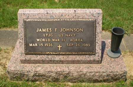 JOHNSON  (VETERAN 2 WARS), JAMES F - Craighead County, Arkansas | JAMES F JOHNSON  (VETERAN 2 WARS) - Arkansas Gravestone Photos