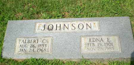 JOHNSON, EDNA E - Craighead County, Arkansas | EDNA E JOHNSON - Arkansas Gravestone Photos