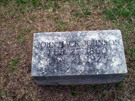 JOHNSON, JOHN MACK - Craighead County, Arkansas | JOHN MACK JOHNSON - Arkansas Gravestone Photos