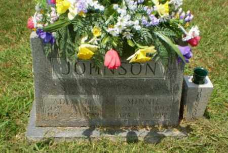 JOHNSON, MINNIE - Craighead County, Arkansas | MINNIE JOHNSON - Arkansas Gravestone Photos