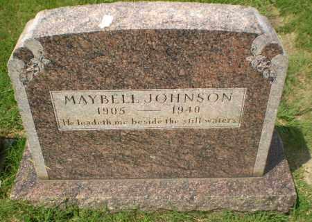 JOHNSON, MAYBELL - Craighead County, Arkansas | MAYBELL JOHNSON - Arkansas Gravestone Photos