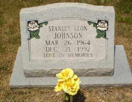JOHNSON, STANLEY LEON - Craighead County, Arkansas | STANLEY LEON JOHNSON - Arkansas Gravestone Photos