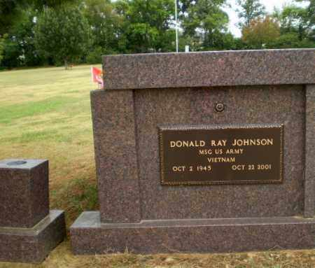 JOHNSON (VETERAN VIET), DONALD RAY - Craighead County, Arkansas | DONALD RAY JOHNSON (VETERAN VIET) - Arkansas Gravestone Photos