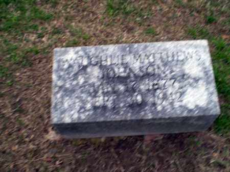 JOHNSON, WAUGHLIE - Craighead County, Arkansas | WAUGHLIE JOHNSON - Arkansas Gravestone Photos