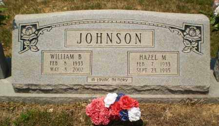 JOHNSON, WILLIAM B - Craighead County, Arkansas | WILLIAM B JOHNSON - Arkansas Gravestone Photos