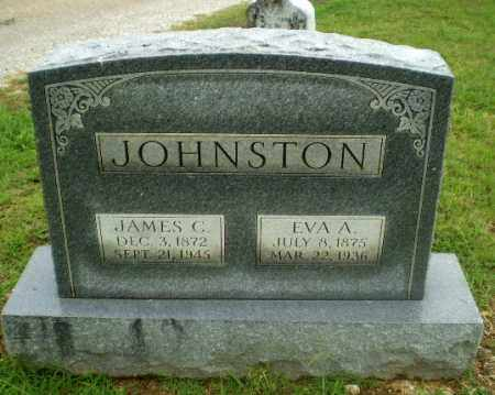 JOHNSTON, EVA A - Craighead County, Arkansas | EVA A JOHNSTON - Arkansas Gravestone Photos