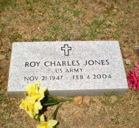 JONES  (VETERAN), ROY CHARLES - Craighead County, Arkansas | ROY CHARLES JONES  (VETERAN) - Arkansas Gravestone Photos