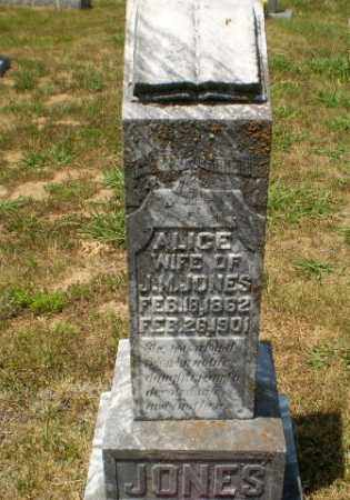 JONES, ALICE - Craighead County, Arkansas | ALICE JONES - Arkansas Gravestone Photos