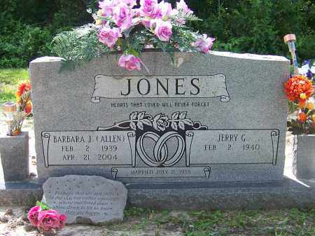 JONES, BARBARA J. - Craighead County, Arkansas | BARBARA J. JONES - Arkansas Gravestone Photos