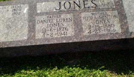 JONES, DANIEL LOREN - Craighead County, Arkansas | DANIEL LOREN JONES - Arkansas Gravestone Photos