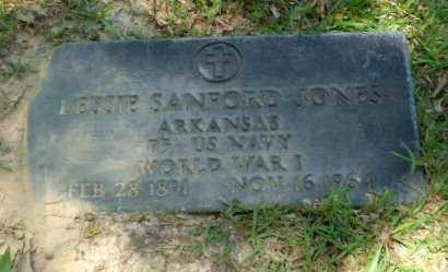 JONES (VETERAN WWI), LESSIE - Craighead County, Arkansas | LESSIE JONES (VETERAN WWI) - Arkansas Gravestone Photos