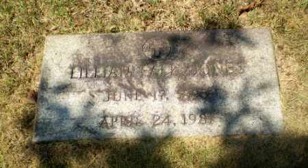 FALK JONES, LILLIAN - Craighead County, Arkansas | LILLIAN FALK JONES - Arkansas Gravestone Photos