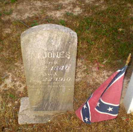 JONES, T.J. - Craighead County, Arkansas | T.J. JONES - Arkansas Gravestone Photos
