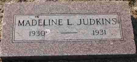 JUDKINS, MADELINE L - Craighead County, Arkansas | MADELINE L JUDKINS - Arkansas Gravestone Photos