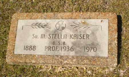 KAISER, SISTER M. STELLA - Craighead County, Arkansas | SISTER M. STELLA KAISER - Arkansas Gravestone Photos