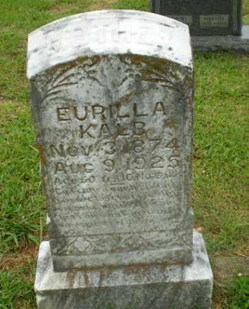 KALB, EURILLA - Craighead County, Arkansas | EURILLA KALB - Arkansas Gravestone Photos