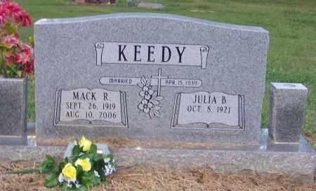 KEEDY  (VETERAN WWII), MACK R. - Craighead County, Arkansas | MACK R. KEEDY  (VETERAN WWII) - Arkansas Gravestone Photos