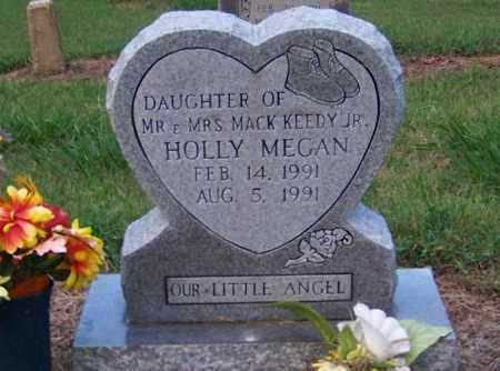 KEEDY, HOLLY MEGAN - Craighead County, Arkansas | HOLLY MEGAN KEEDY - Arkansas Gravestone Photos