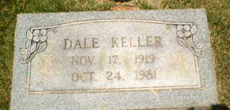 KELLER, DALE - Craighead County, Arkansas | DALE KELLER - Arkansas Gravestone Photos