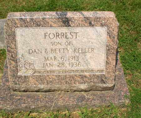 KELLER, FORREST - Craighead County, Arkansas | FORREST KELLER - Arkansas Gravestone Photos