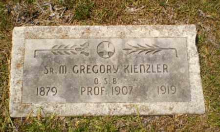 KIENZLER, SISTER M. GREGORY - Craighead County, Arkansas | SISTER M. GREGORY KIENZLER - Arkansas Gravestone Photos