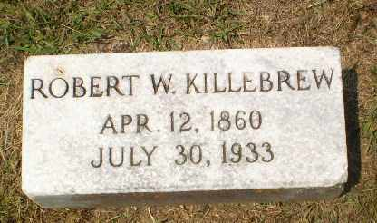 KILLEBREW, ROBERT W. - Craighead County, Arkansas | ROBERT W. KILLEBREW - Arkansas Gravestone Photos