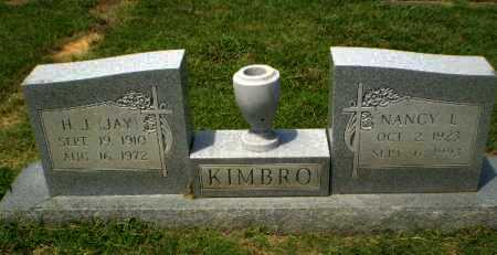 KIMBRO, H.J. - Craighead County, Arkansas | H.J. KIMBRO - Arkansas Gravestone Photos