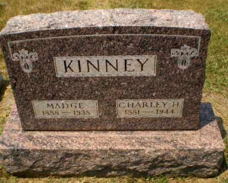 KINNEY, MADGE - Craighead County, Arkansas | MADGE KINNEY - Arkansas Gravestone Photos