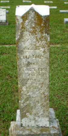 KIRK, MAYME - Craighead County, Arkansas | MAYME KIRK - Arkansas Gravestone Photos