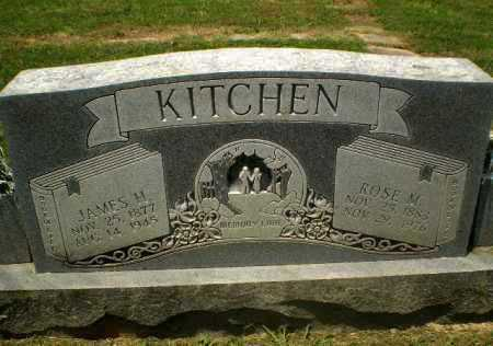 KITCHEN, JAMES H - Craighead County, Arkansas | JAMES H KITCHEN - Arkansas Gravestone Photos