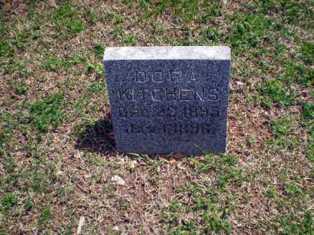 KITCHENS, DORA - Craighead County, Arkansas | DORA KITCHENS - Arkansas Gravestone Photos
