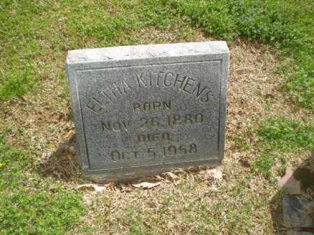 KITCHENS, ELTHA - Craighead County, Arkansas | ELTHA KITCHENS - Arkansas Gravestone Photos